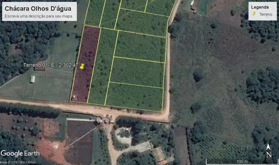 Chácara À Venda, 230247 M² Por R$ 180.000,00 - José Alzamora Neto - Campina Grande Do Sul/pr - Ch0068