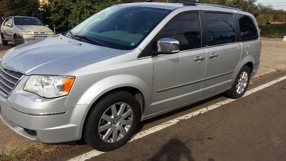 Chrysler Town & Country Limited 3.8 V6 Modelo 2009