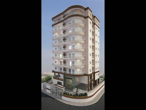 Apartamento, 2 Dorms Com 71 M² - Balneario Maracana - Praia Grande - Ref.: Dna1210 - 24dna1210