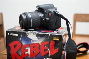 Canon T5i + Lente 18-55