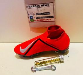 Chuteira Nike Phantom Vision Sg Trava Mista Pronta Entrega