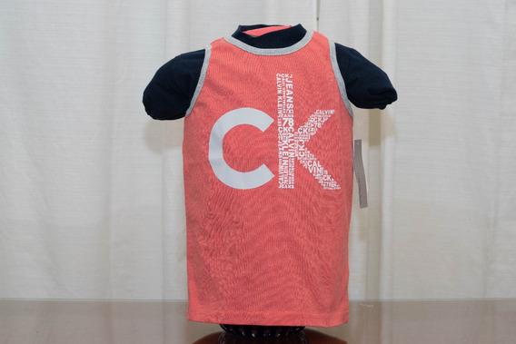 Musculosa Calvin Klein Original 5 Años