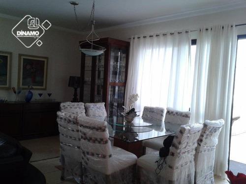 Cobertura Com 3 Dormitórios À Venda, 330 M² - Jardim Santa Ângela - Ribeirão Preto/sp - Co0046