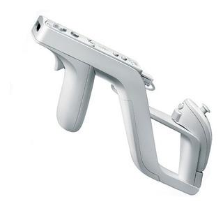 Wii Zapper Lleva Tus Juegos A Otro Nivel