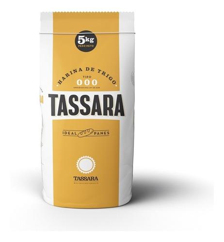 Harina De Trigo 000 5 Kgs. Tassara