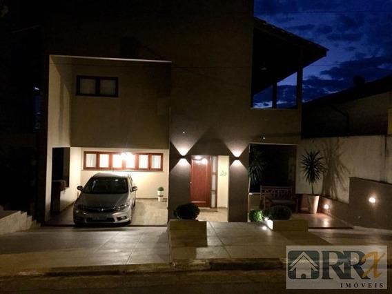 Casa / Sobrado Para Venda Em Arujá, Arujázinho Iv, 3 Dormitórios, 1 Suíte, 2 Banheiros, 2 Vagas - 51