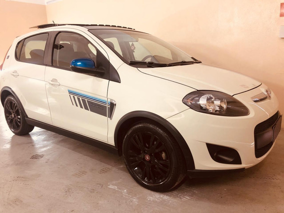 Fiat Palio 1.6 16v Sporting Blue Edition Flex 5p 2016