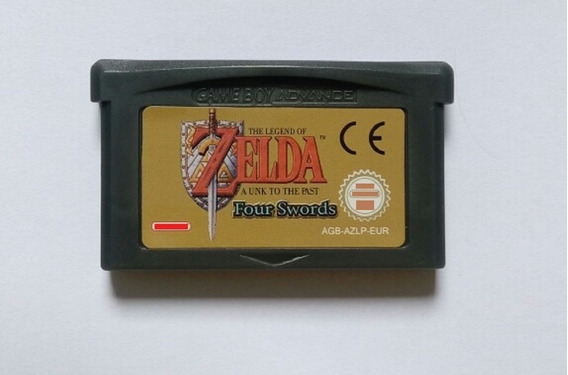 The Legend Of Zelda A Link To The Past Game Boy Advance Gba
