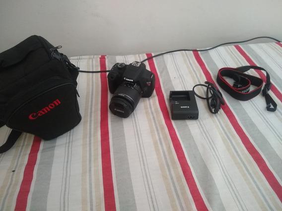 Vendo Camera Canon T5 Ou Troco Em Sony A6000