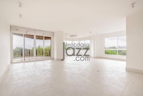 Apartamento Com 4 Dormitórios À Venda, 260 M² Por R$ 5.500.000,00 - Vila Conceição - São Paulo/sp - Ap4894
