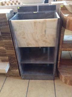 Mueble De Baño Marmol/onix $4,900.00