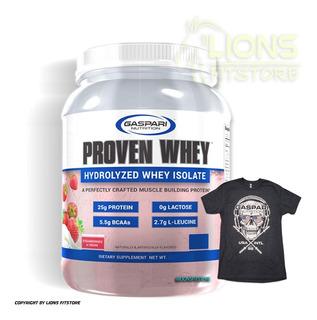 Proven Whey Hidrolisada 1,8kg Nova Precision + Camiseta M/g