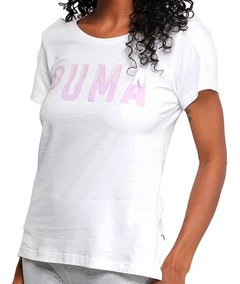 Playera Atletica Winsome Tee Mujer 02 Puma Full 851857