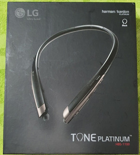 Fone De Ouvido Lg Tone Plantinum Hbs-1100 Bluetooth Stereo