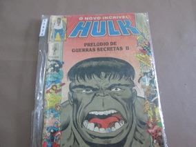 Hulk, Prelúdio De Guerras Secretas I I