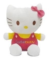 Porta Mamadeira Bichinho De Pelúcia Hello Kitty