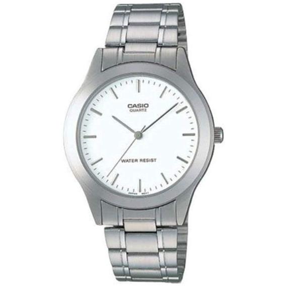 Casio Steel Bracelet Reloj Para Hombre Mtp1128a-7a