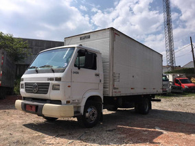 Volks 8150 4x2 2002 C/ Bau Motor Novo Ford/mb/iveco/hr/daily