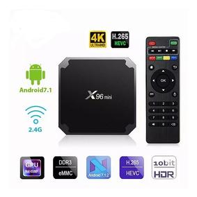 Tv Box X96 Mini 2 Gb/ 16 Gb - Pronta Entrega