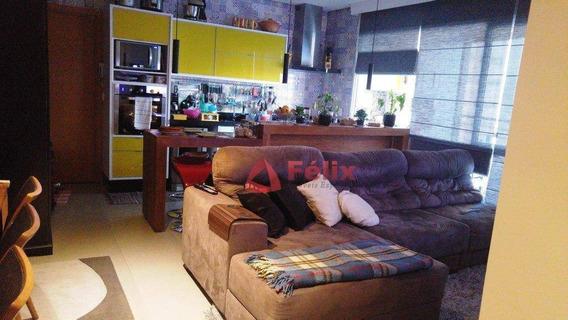 Apartamento Com 3 Suítes À Venda, 114 M² Por R$ 600.000 - Condominio Renaissance - Taubaté/sp - Ap1505