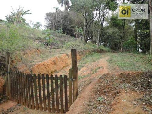 Imagem 1 de 3 de Terreno Residencial À Venda, Quintas De Maria Elvira, Santana De Parnaíba. - Te0606