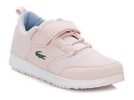 Lacoste, Zapatillas, Niña, Abrojo, Rosa, Light 116