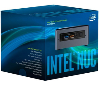 Mini Pc Intel Nuc Core I7 8gb Ssd 120gb Wifi Hdmi Mexx