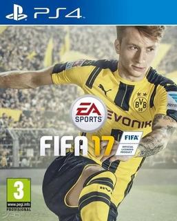 Juego Fifa 2017 Ps4 Playstation 4 Sellado Físico Nuevo