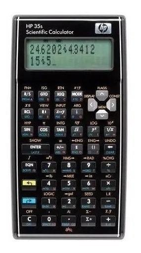 Calculadora Hp 35s