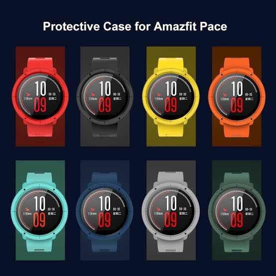 Relógio Smartwatch Xiaomi Amazfit Pace A1612 Gps Corrida