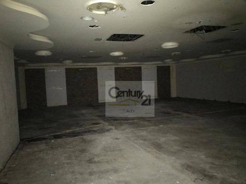 Imagem 1 de 4 de Loja Para Alugar, 300 M² Por R$ 10.800,00/mês - Pinheiros - São Paulo/sp - Lo0010