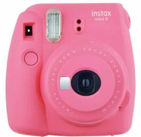 Câmera Instantânea Mini 9 1 Ano De Garantia