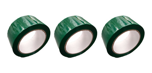 P Cinta Verde Adhesiva X 3 Unidades