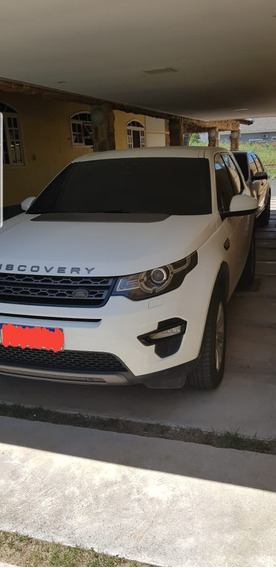 Land Rover Discovery Sport 2.0 Si4 Se 5p (br) 2017