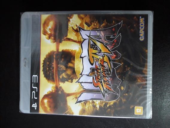 Ultra Street Fighter 4 Ps3 Novo Lacrado
