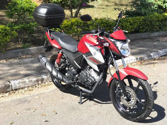 Yamaha Ys Fazer 150 Ubs