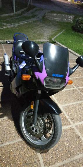 Vendo Suzuki Katana 600 Mod. 92