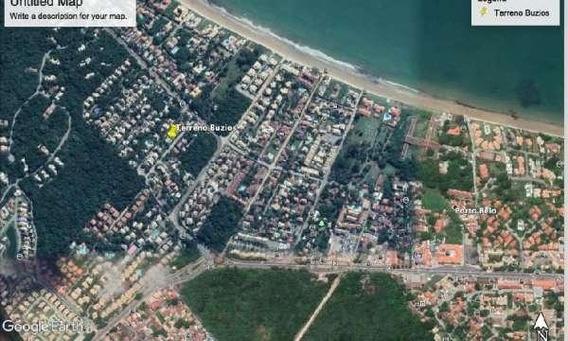 Terreno Em Manguinhos, Armação Dos Búzios/rj De 0m² À Venda Por R$ 440.000,00 - Te428947