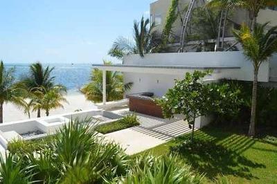 Departamento En Venta Frente Al Mar En Cancún, En Naima