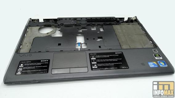 Carcaça Superior Base Teclado Notebook Sony Vaio Pcg-81115l