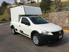 Volkswagen Saveiro Std 5 Vel Ac Con Caseta 2013