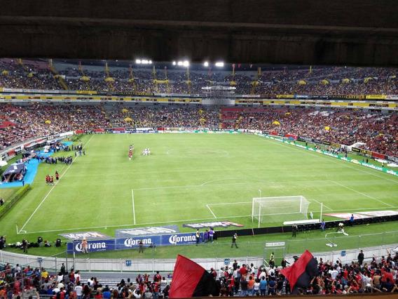 Palco En Estadio Jalisco Zona Norte
