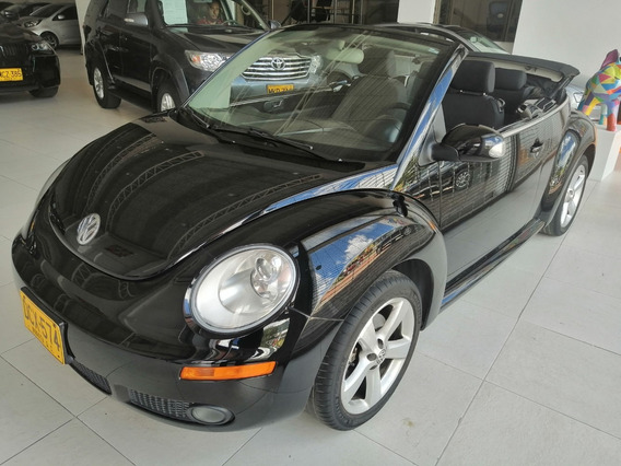 Voklswagen New Beetle Cabrio