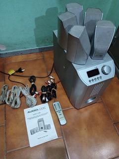Home Theaters 5.1 Marca Audiologic Modelo Aht - 150