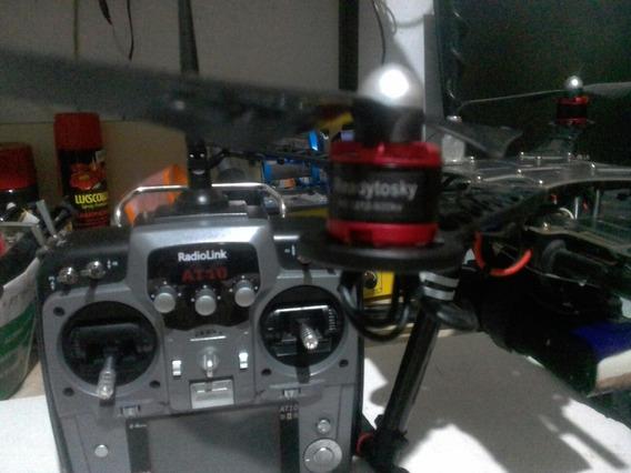 Drone S500 Padrão Dji + Action Cam 4k Wi-fi Brinde + Sd 8gb