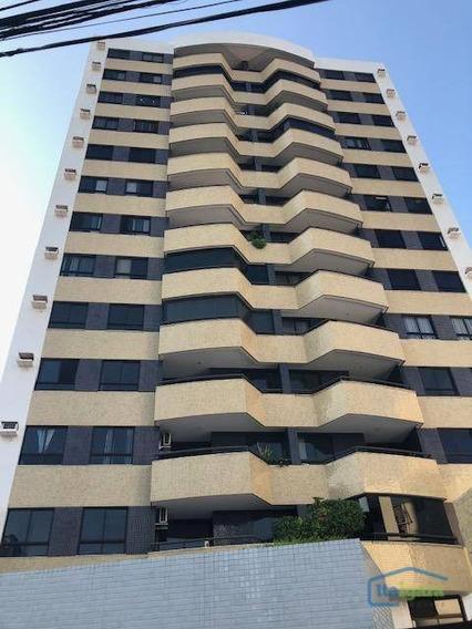 Apartamento 3/4, Nascente, 2 Vagas Rio Vermelho. - Ap1355