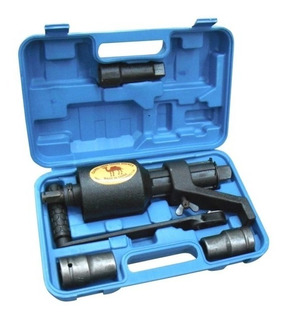 Torqueador Desforcimetro 1:56 Com 2 Soquetes E Maleta Manual