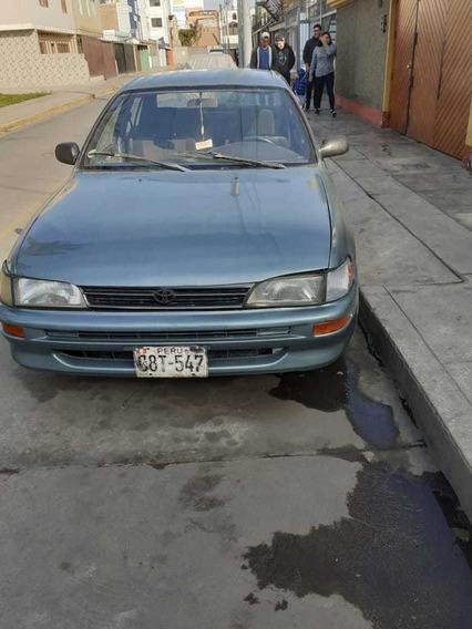 Toyota Corolla Gris Metalico 1993