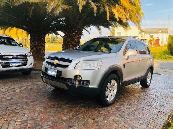 Chevrolet Captiva 2.0 Vcdi Ltz At Awd / 7asiento
