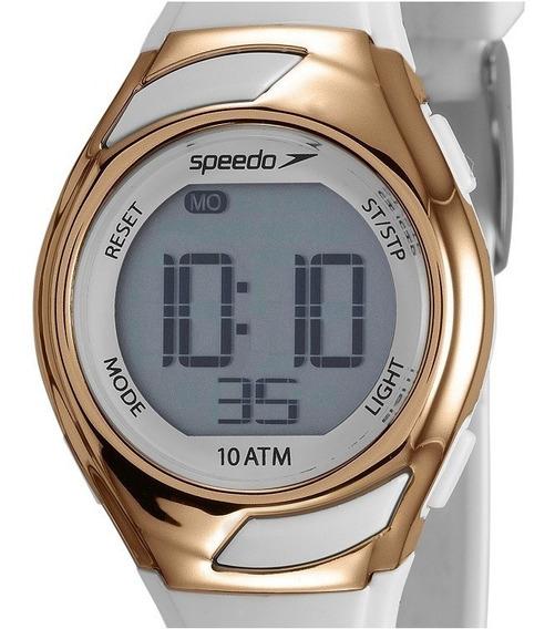 Relógio Speedo Digital Feminino Branco 80630l0evnp3